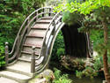 Japanese Garden Bridge, 9 entries